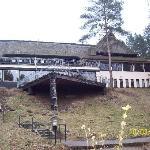 Haupthaus mit Pool in Keller
