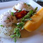 Eve's delicious eggs benedict