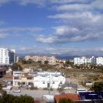 Blick vom Balkon Feb.2012