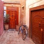 Puerta del Riad