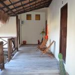 Interior yard