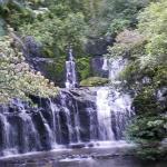 McLean waterfall
