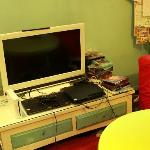 entertainment:tv,ps3,wii,dvd player