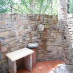 Coconut Bungalow - bathroom
