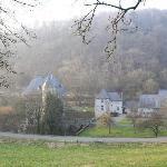 the Chateau de Crupet