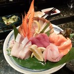 great sushi dish