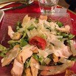 caesar salad 14 euro