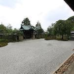 Kodai-ji Temple rock garden
