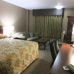 Nice decor, very clean