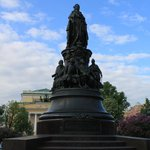 Catherine the Great Monument