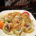 Great sushi rolls