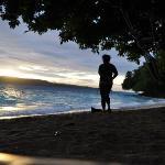 sunrise : Isla Reta