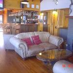 Casual lounge & bar area