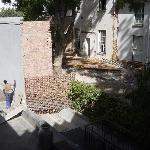 Building work opposite