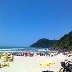 Tombo beach