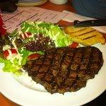my 400gram wagyu beef