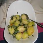 pommecythre salad