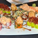 Tasty sushi!!
