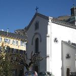 Hotel face à l'Eglise