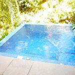 Villa Vista:  the beloved polunge pool