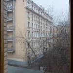 The street view from my window 1