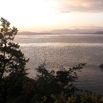 Savary sunset