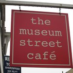 The Museum Street Cafe
