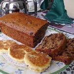 Bara Brith and welsh cakes provided daily