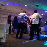 Guests get in the groove