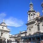 iglesia y convento