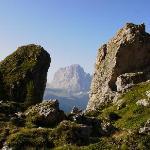 Puez Geisler Naturpark