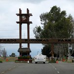 Corona - Prado Regional Park entrance