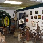 Corona Heritage Museum - citrus exhibit