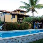 7 impecables habitaciones, piscina rica abierta 24 horas