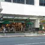 Comfy little cafe in Brisbane's centre