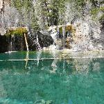 Hanging Lake . . . worth the hike alongside Dead Horse Creek