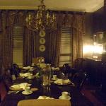 Dining Room Violet Hill B&B