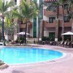 pool of Hotel Vida