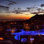 Four Seasons Scottsdale sunset