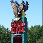 Bad River's Sign