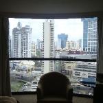 Vista panoramica desde la habitación