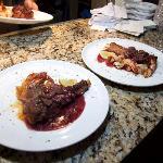 veal chop toscana