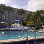 Pool near Kids Club