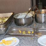 buffet super sucio
