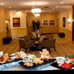 Reception - Guild Foyer