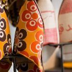 Hassan Hajjaj's funky babouches