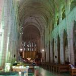 Amazingly calming inside St. John's Cathedral