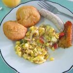 Cod Fish and Ackee