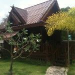 Thai style apartment