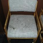 This chair was in my room